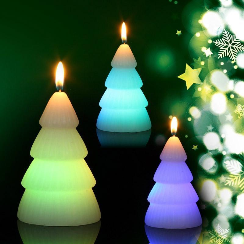 Magic of Christmas LED Candle
