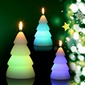 Magic Christmas Tree Color-changing LED candles