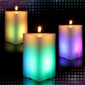 Trilateral Shape Color-changing LED