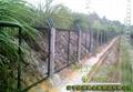 金属网片防护栅栏 4
