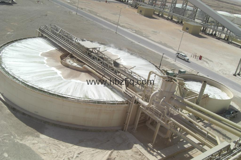 high rate thickener 2