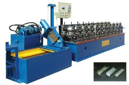 Stud and track roll forming machine 1