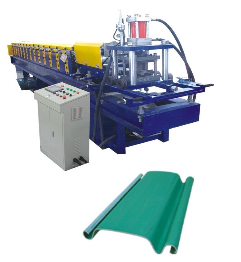 Roller shutter door roll forming machine  1