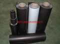 flexible rubber 3M adhesive magnet roll