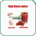 Goji concentrate juice Natural goji berry juice 1