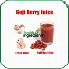 Goji concentrate juice Natural goji berry juice