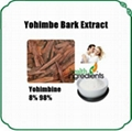 Natural Sex product yohimbe bark extract