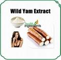 Wild Yam root extract Diosgenine