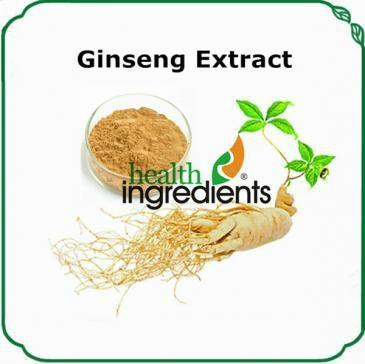 Ginseng root powder 1