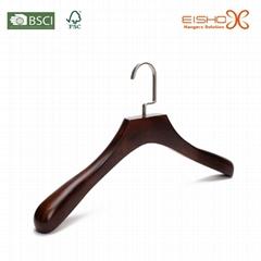 Eisho Fashional Cheap Wooden Clothes Hangers