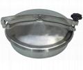 Hygienic Round Type Manway