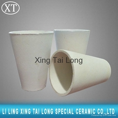 Metals Melting And Gold Assaying Fire Clay Ceramic Fire Assay Crucibles