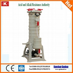 KM   Chemical  Liquid  Filter