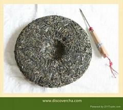 2011 Xi Gui Ancient Tree Raw Puer Cake