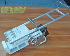 SAM Vibration (STICK) feeder for SMT machine copy new (four-lane)