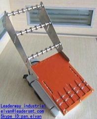 Panasert Vibration feeder for smt CM92/CM95 machine (three-lane)