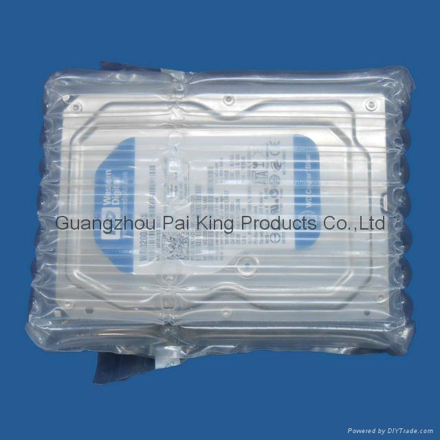 硬盤包裝氣柱袋 4
