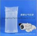 安防攝像頭緩衝充氣氣柱袋