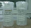 LED 燈具保護性氣柱袋包裝 2