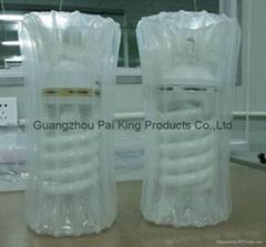 LED 燈具保護性防震氣柱袋包裝