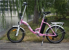20inch foldable city electric bike