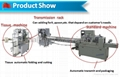 HDSJ-2500 wet tissue and plastic flatware pack machine 5