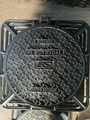 EN124  Gully grating and manhole cover and frames