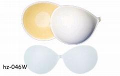 全棉布料文胸(白色),萊卡隱形內衣