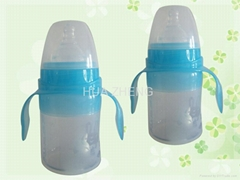 silicone baby bottle,baby milk bottle
