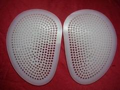 ventilate silicone buttock pad