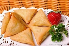 Chinese characteristics snacks frozen spring roll IQF spring roll