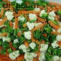 Frozen mixed vegetables IQF mixed vegetables 2