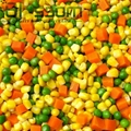 Frozen mixed vegetables IQF mixed vegetables 5