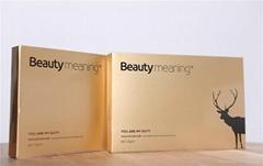 Beautymeaning青春肽駐顏保濕蠶絲面膜