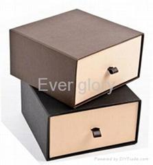 cardboard sliding gift box bracelet packing drawer box