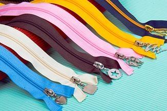 Nylon Zippers 1