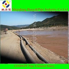 Copper/Coal/gold mine pipeline manufacturer