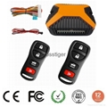 manufacture car alarm system with central locking system full function  2