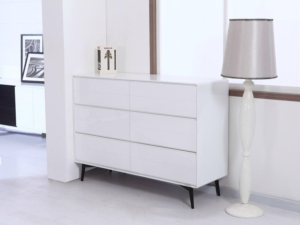 MDF Cabinet Chest of Drawers - WLF-C001 - WLF (China ...