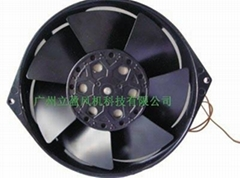廠家熱銷全金屬散熱風扇威圖機櫃通風機全金屬風扇