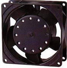 廠家供應小型全金屬軸流散熱風扇9238耐高溫liying風機