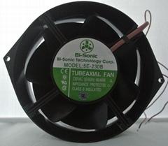 直銷Bi-sonic軸流風扇5E-230B機櫃通風機全金屬風扇