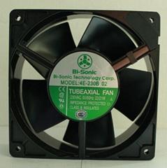 直销Bi-sonic轴流风扇4E-230B机柜通风机全金属风扇