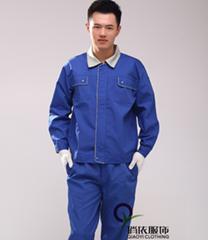 上海工作服