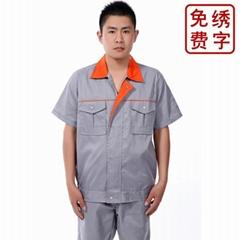 杨浦工作服定制