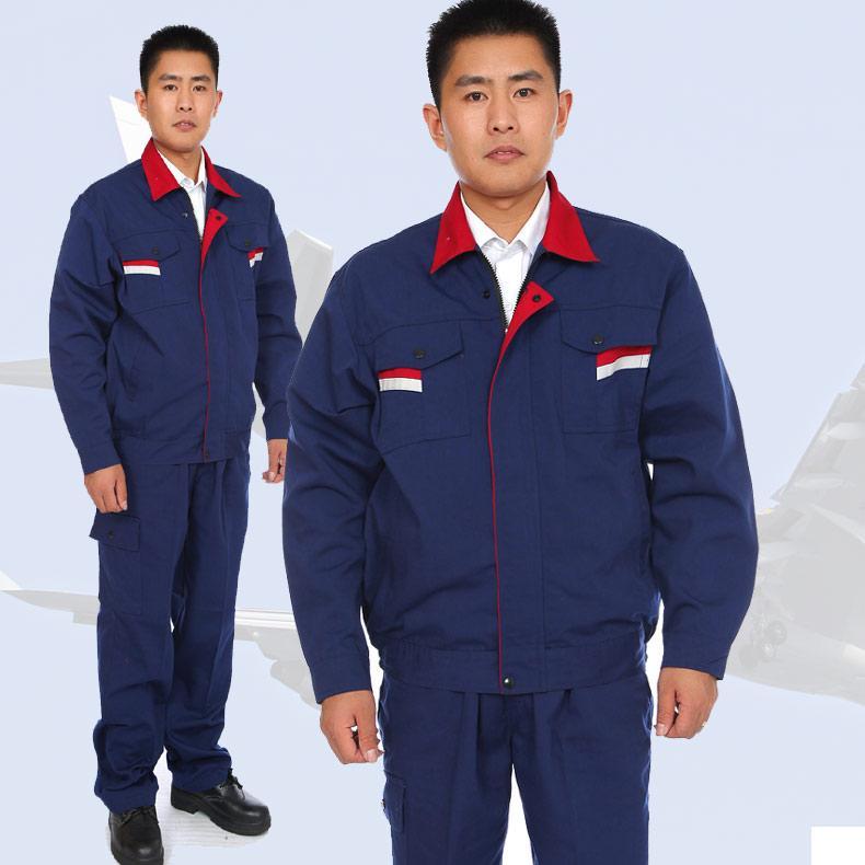 青浦工作服定做款式 2
