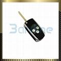 Toyota Camry 3-button car key shell