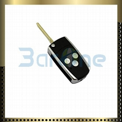 Toyota Camry 3-button car key shell
