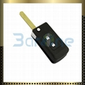 Subaru 2-button car key shell