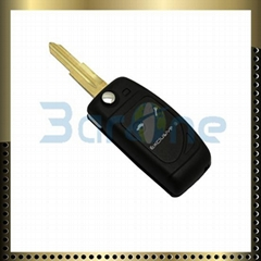 Chevrolet 2 button foldable car key shell